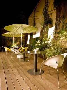 In a privileged location in Budapest, at the foot of the castle and right on the Danube, you can stay in the multi-award winning design hotel Lánchéd 19 Budapest, Buda Castle, Design Hotel, Night Life, 19th Century, Terrace, Patio, Contemporary, Architecture
