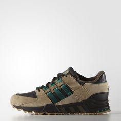 adidas Equipment Running Support 93 Shoes - Black | adidas UK