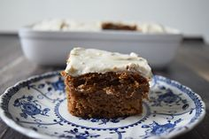Healthy pumpkin cake - Karlijnskitchen.com