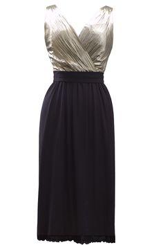 Black Vintage Radley Dress
