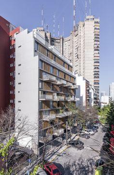 Edificio Ancon / Irene Joselevich + Ana Rascovsky + Billy Gutraich