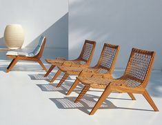 henry hall - serene lounge chair *with cushions*