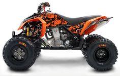 #KTM ATV