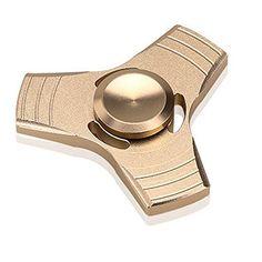 Oferta: 3.89€ Dto: -35%. Comprar Ofertas de VANKER Tri Fidget Spinner de Dedo de Aluminio Dart EDC mano juguete para Aliviar el estrés, Ansiedad, TDAH Adultos y Niños -- barato. ¡Mira las ofertas!