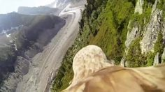 Above the treetops gliding in the summer's wind   http://ift.tt/1pLD8WE via /r/woahdude http://ift.tt/1MGgmUL