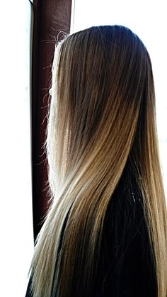 Gorgeous balyage by Kerrie. Simply stunning