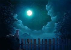 Beauty of moonlight at night sky near sea poetic nature images Night Illustration, Good Night Greetings, Moon Magic, Background Pictures, Nature Images, Moon Art, Stars And Moon, Night Skies, Moonlight