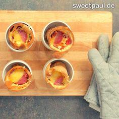 Schnelle Pizzahörnchen – das Quick-Video | sweet paul