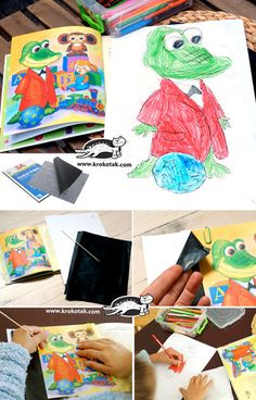 Copying Pictures with Indigo Sheets Craft Activities For Kids, Crafts For Kids, Experiment, Cool Kids, Coloring Pages, Indigo, Science, Education, Pictures