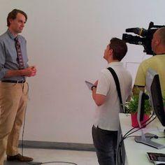 Stephan Fuetterer, entrevistado por La Sexta Noticias