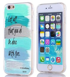 1 Corinthians Let All That You Do Be Done With Love Christian Quote Bible Verses Pattern Print High Quality Hard Plastic Cover Protector Sleeve Case For Apple Iphone 6 4.7 Inches Hungo http://www.amazon.com/dp/B00O72XEFU/ref=cm_sw_r_pi_dp_zfelwb0CHESH9