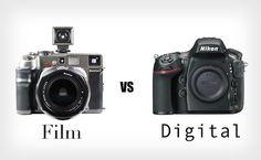 Comparing the Image Quality of Film and Digital.    http://pointshoot-cameras.com EZ