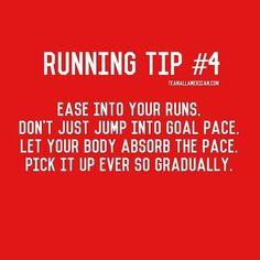#RunningTip: Ease into it. healthandfitnessnewswire.com