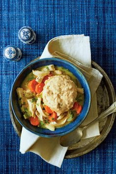Make a Classic tonight with Chicken and Cornbread Dumplings