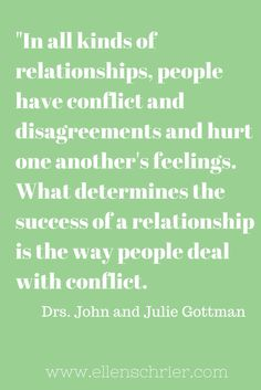 The WAY you disagree with your mate determines the overall success and satisfaction of your relationship! Learn a better way!