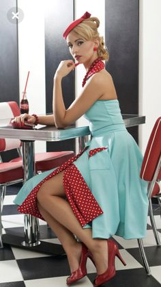 Pin Up Style!