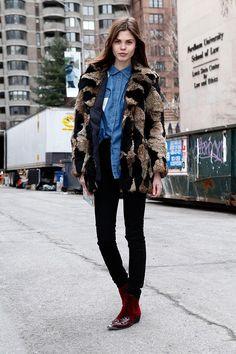 Más de 20 tipos de look para este invierno gracias a Vogue