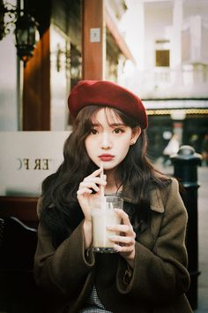 Pretty Asian, Beautiful Asian Girls, Beautiful People, Ulzzang Korean Girl, Cute Korean Girl, Korean Beauty Girls, Uzzlang Girl, Asian Fashion, Female Models