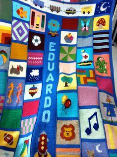 Cobertor tunesino