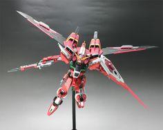 Infinite Justice Gundam - Heading for battle