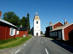 Luleå, Sweden - Sweden is home to an abundance of Unesco World Heritage–recognised treasures. A fine example is Gammelstad church town near Luleå – the largest in Sweden, and the medieval centre of northern Sweden. Features of the town include the stone Nederluleå church (built in 1492).' http://www.lonelyplanet.com/sweden/norrland/lulea/sights/architecture/gammelstad