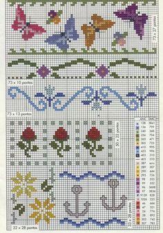 Publicada por culichigirl en el foro de punto de cruz de www.setbb.com/