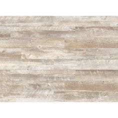 Style Selections Natural Timber Whitewash Glazed Porcelain Indoor/Outdoor Floor Tile (Common: 6-in x 36-in; Actual: 5.79-in x 35.96-in)