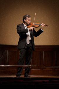 Violinist Gil Shaham in Concert @ Schwartz Center for Performing Arts, Emerson Concert Hall (Atlanta, GA)