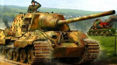 Tiger Tank HD Wallpapers Backgrounds Wallpaper