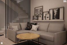 Salon styl Skandynawski - zdjęcie od TAKE [DESIGN] - Salon - Styl Skandynawski…