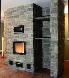 Masonry Heater Gallery - Masonry Stove Builders