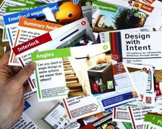 Design with Intent Toolkit - tools to help designers design for behaviour change
