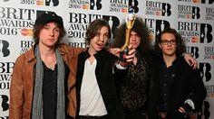 Catfish And The Bottlemen Win Best British Breakthrough Act (2016)