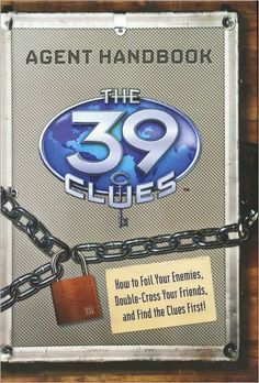 The 39 clues book 7 the vipers nest by peter lerangis bookworm the 39 clues the agent handbook fandeluxe Images