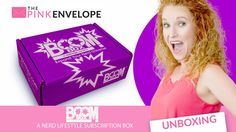 EC Boombox June 2016 Review - Nerd Alert!  This subscription box is for you!  EC Boom Box June just hit the blog with an 80's & 90's theme plus a COUPON!!!!