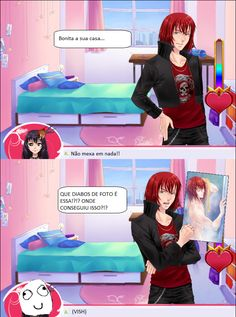 el titulo lo dice todo :v # Humor # amreading # books # wattpad My Candy Love, Teenage Love, Dating Sim, I Love Anime, Armin, Funny Cartoons, Love Is Sweet, Bad Boys, Flirting