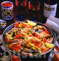 Lajos Mari konyhája - Paella – spanyol rizses csirke