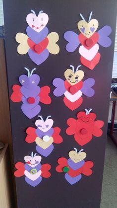 Valentijn bijtjes