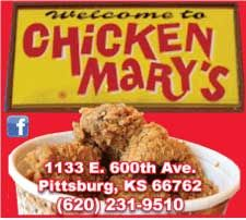 marys fried chicken in pittsburgh, kansas