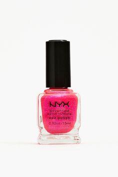 NYX Nail Polish in Acid Pink