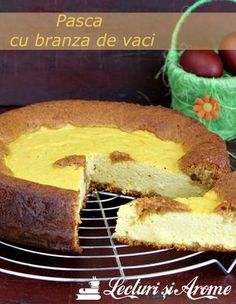 Recipe developer, author and photographer at Carve Your Craving. Vegan and vegetarian eats and bakes. Easter Recipes, Dessert Recipes, Romanian Food, Eat Dessert First, Cheesecakes, Cornbread, Cravings, Food And Drink, Cooking Recipes