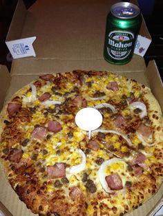Como Dios -Pizza y peli