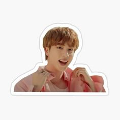 Pop Stickers, Cartoon Stickers, Funny Stickers, Printable Stickers, Bts Jin, Bts Jungkook, Park Jimin Cute, Homemade Stickers, I Love Bts
