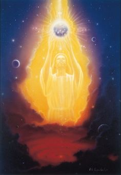 HG Leiendecker - The Birth of the New Earth