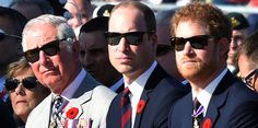 Princes William and Harry speak out about the death of Diana. Photo / AP