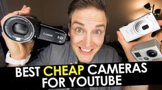 Check out the Cheap Cameras for Video list on Amazon here: http://amzn.to/202Tkma ****** Download the Video Gear Buyer's Guide for money-saving-tips here: ht...