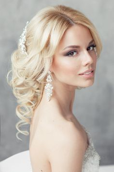 loose updo wedding updos
