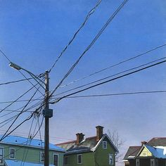 I am a Columbus based fine artist with a focus on depicting the American urban landscape through the vehicle of paintings, and drawings. German Village, Italian Village, American Realism, Edward Hopper, Alleyway, Power To The People, Built Environment, Nocturne, Urban Landscape