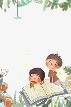International Children S Book Day Poster