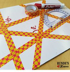 5 Activities to Teach Angles, Fun activity, perfect for math centers!